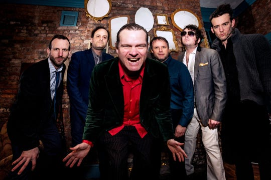 Electric Six flips the switch at 8:30 p.m. Wednesday at The Wilbury, 513 W. Gaines St.