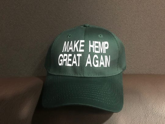 850 Hemp Summit cap