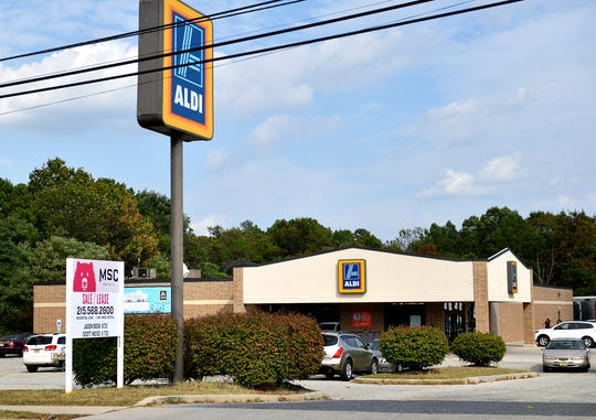 Aldi announced that its existing store at 2651 South Delsea Drive will close its doors on Oct. 14, 2019.