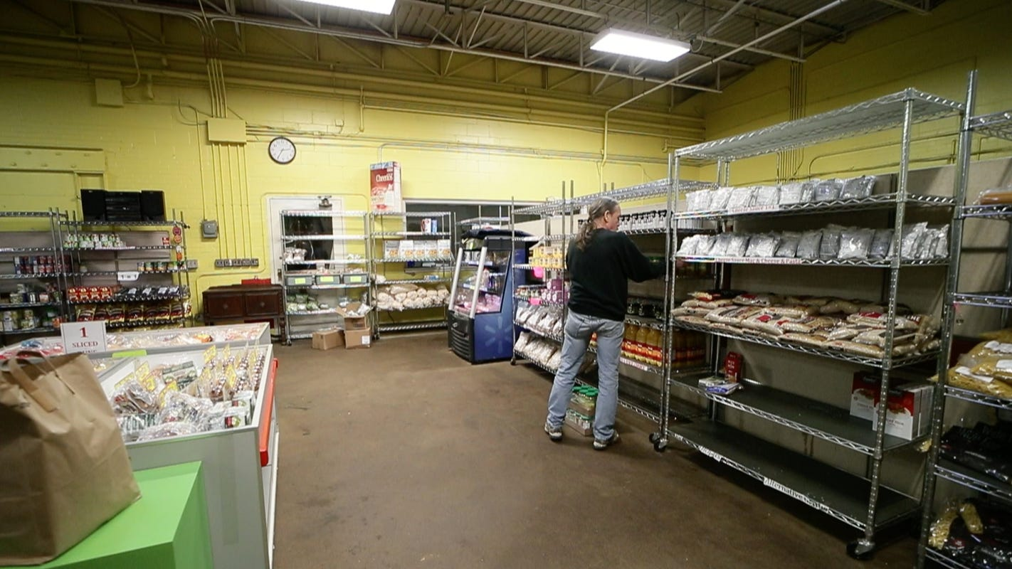 Over 12,000 people in Marathon County don't know where their next meal will come from