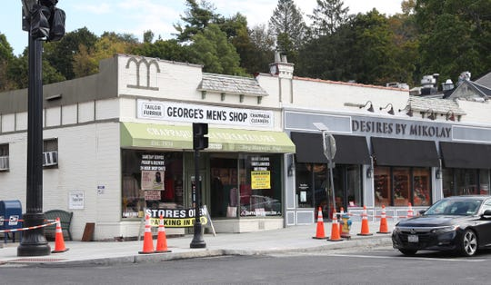 Local businesses in Chappaqua on Wednesday, October 2, 2019.