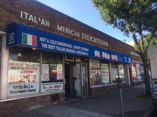 Italia Deli at 786 Yonkers Avenue, Yonkers