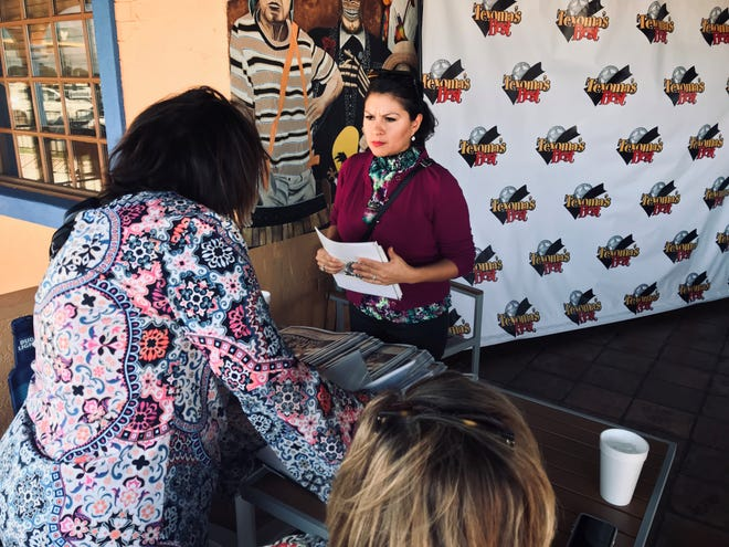 Winners of the 2019 Texoma's Best reader-selected contest celebrated together Wednesday at an event held at El Tapatio, a fellow winner.