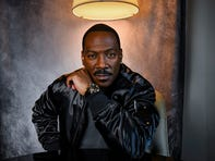 Eddie Murphy says 'Dolemite Is My Name' (and Obama's urging) spurred his return to stand-up