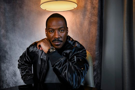 "Eddie Murphy is stepping up for ""Dolemite Is My Name"""