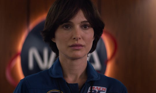 """Natalie Portman stars as an astronaut who loses her way when she returns to Earth in """"Lucy in the Sky."""""""
