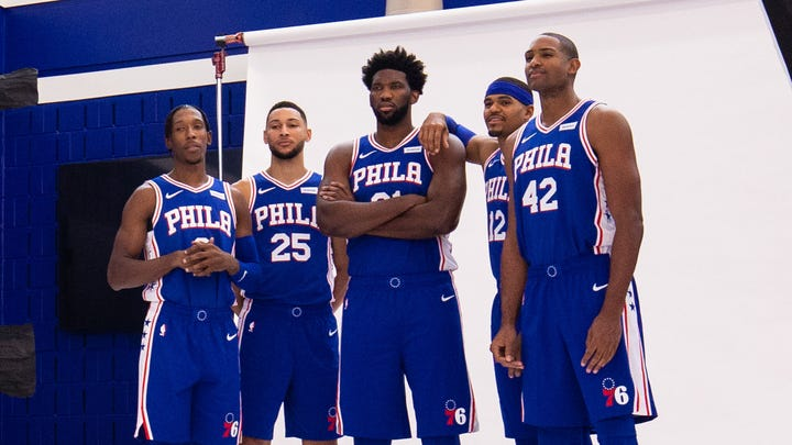 Sixers fans have waited a long time for a season, roster with real expectations