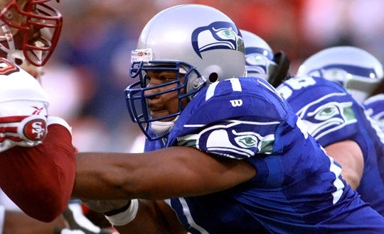 Walter Jones was named to a First Team All-Pro four times and played in nine Pro Bowls during his career.