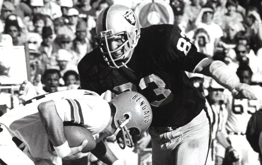 Ted Hendricks was a four-time Super Bowl champion, a four-time First Team All-Pro and an eight-time Pro Bowler.