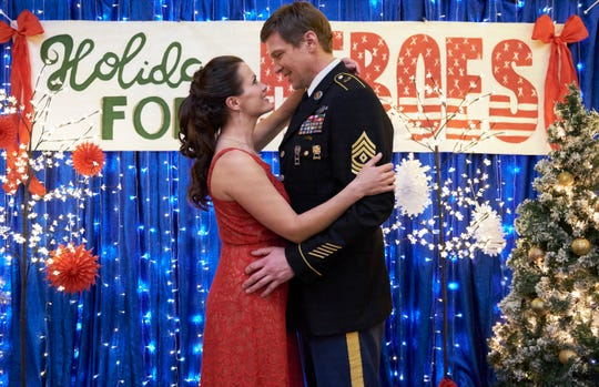 "Hallmark's ""Holidays for Heroes."""