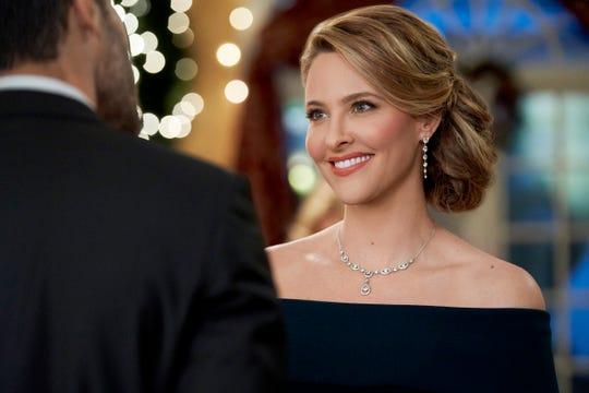 "Hallmark's ""Christmas Wishes & Mistletoe Kisses."""