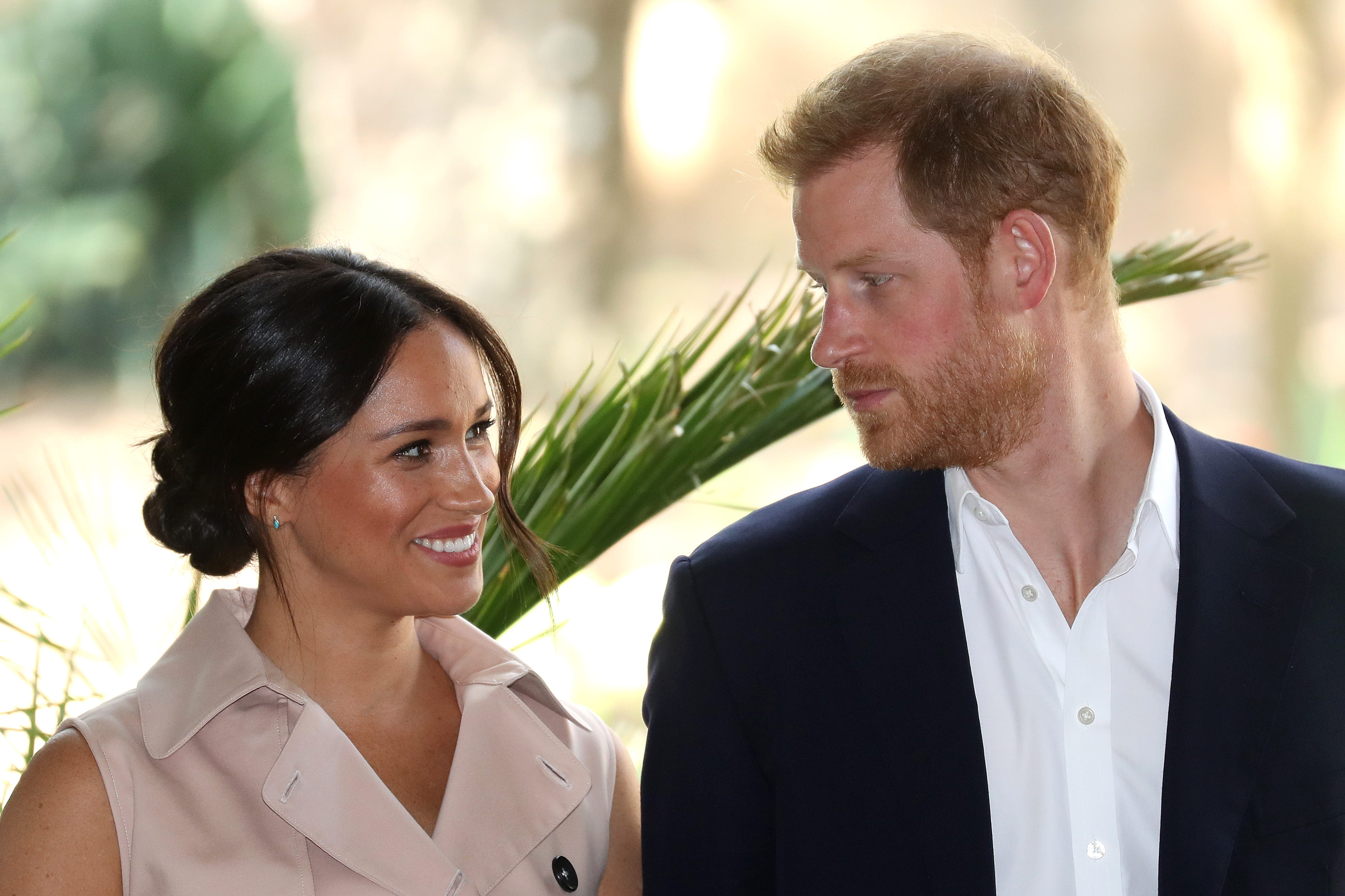 Prince Harry, Duchess Meghan speak out about 'challenging' media backlash in TV interview