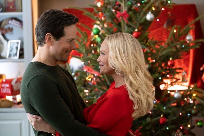 """Hallmark's """"A Christmas Love Story."""""""