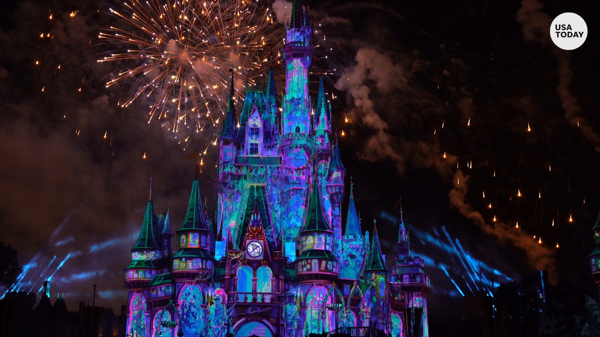 Disney brings the tricks and treats to Mickey's Not-So-Scary Halloween Party