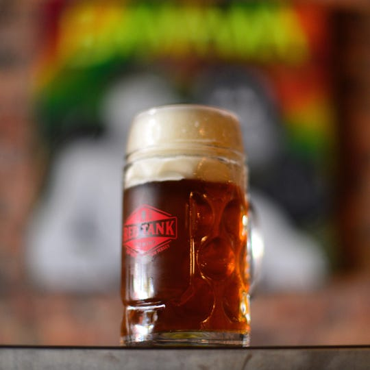 Marzens are in season at Red Tank Brewing in Red Bank.