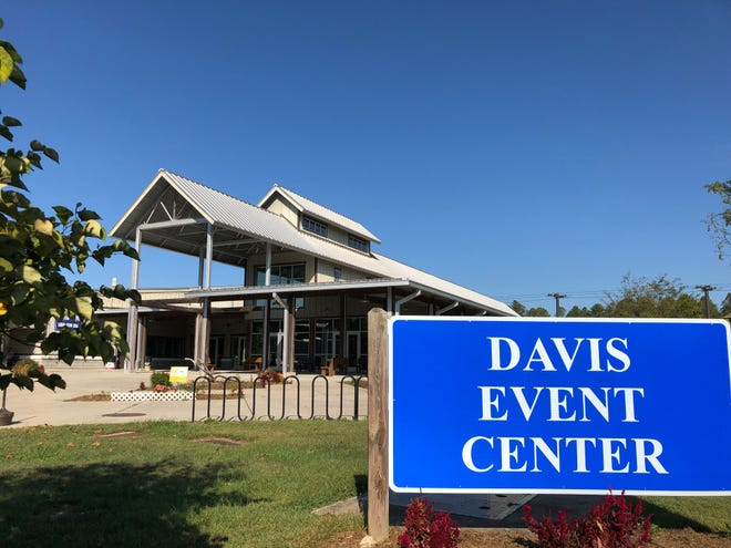 Davis Event Center at the WNC Agricultural Center in Fletcher