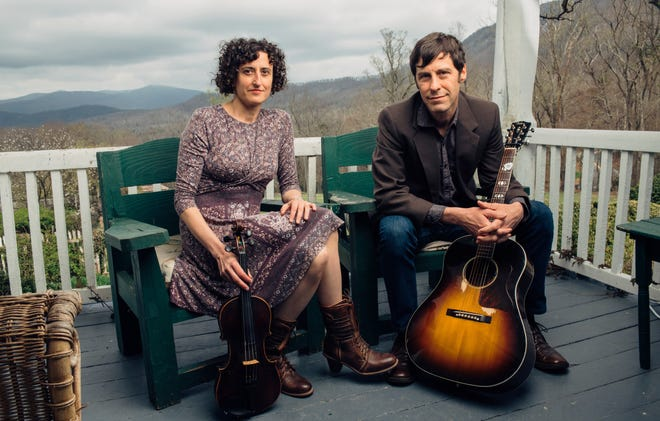 """Asheville duo Zoe & Cloyd will release their third album """"I Am Your Neighbor,"""" at the White Horse on Oct. 25."""
