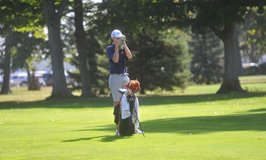 Galion golf makes its third-straight trip to state this weekend.