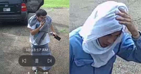 Corpus Christi police detectives are seeking the public's help in identifying three burglary suspects. Anyone with information should call Crime Stoppers at 361-888-8477.