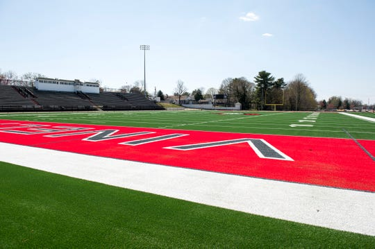 Fans attending games at Gittone Stadium will face new rules for admittance.