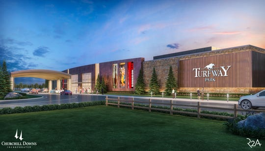 This is what Turfway Park Racing & Gaming could look like.
