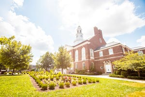 Eastern Kentucky's picturesque campus in Richmond is only a 90-minute drive from Cincinnati.