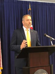 Ohio Attorney General Dave Yost announces new ways science can inform opioid prevention efforts.