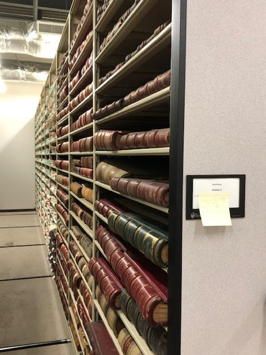 Montgomery County to host open house in honor of Archives Month.