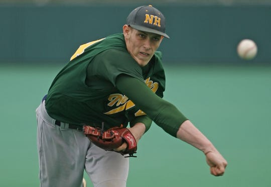 Former North Hunterdon ace Jason Knapp is being inducted into the high school's Athletic Hall of Fame