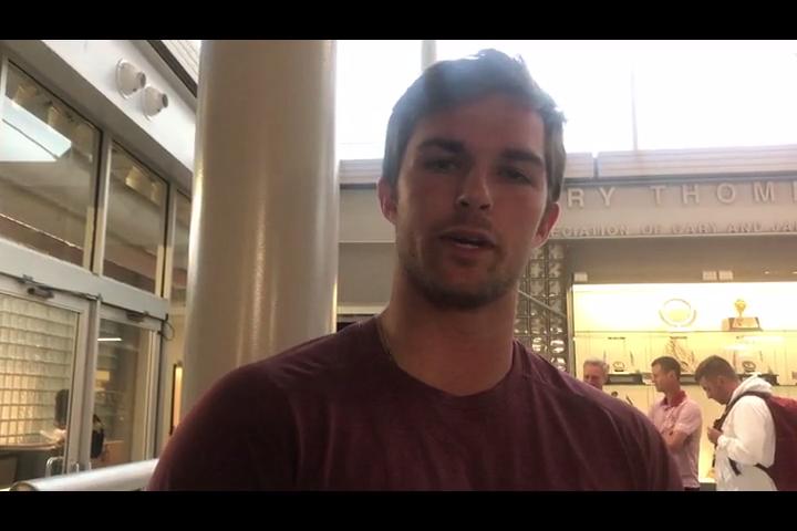 How Iowa State's Conner Greene got his scholarship
