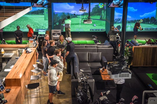X-Golf is opening a location at Woodward Corners by Beaumont in Royal Oak that will include golf simulators, food, drinks, leagues and lessons.