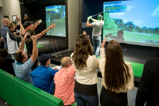 X-Golf is opening a location in Royal Oak that will include golf simulators, leagues, lessons, food and drink.