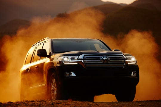 The 2020 Toyota Land Cruiser