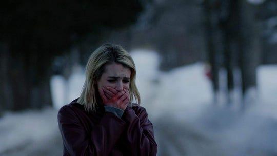 """Emma Roberts in """"The Blackcoat's Daughter."""""""