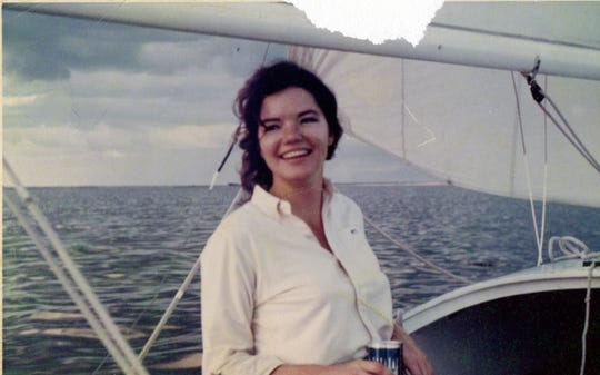 """Molly Ivins in """"Raise Hell: The Life and Times of Molly Ivins."""""""