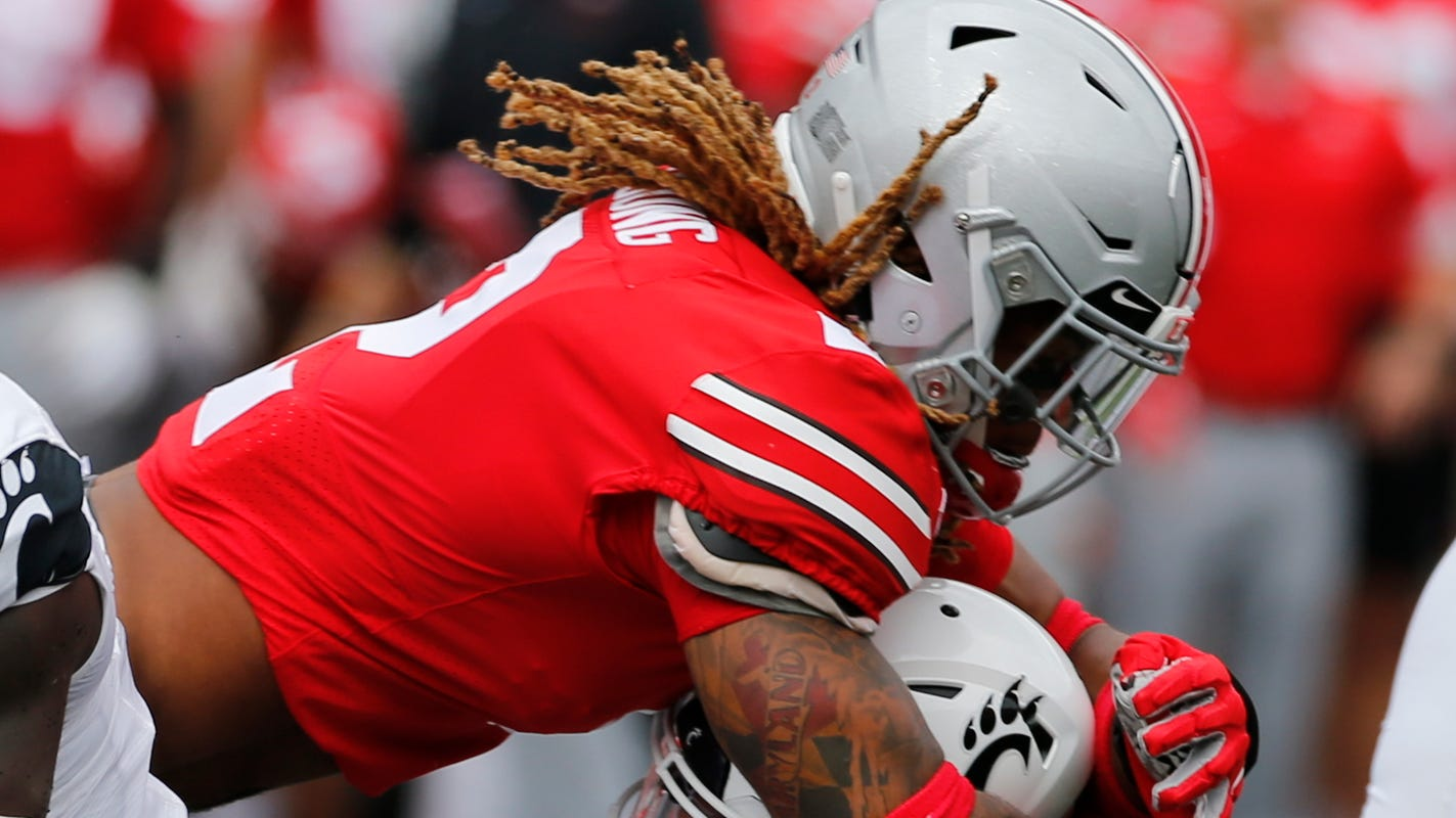 View from the other side: Michigan State at Ohio State