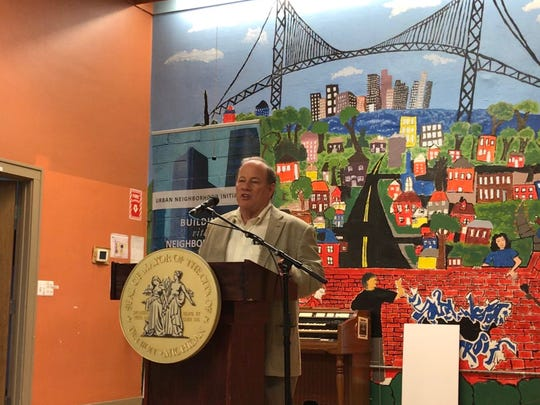 The funding from the Department of Housing and Urban Development will help homeowners living in zip code 48209, a southwest neighborhood with 75 percent of its houses built in the 1940s or earlier, Mayor Mike Duggan said.