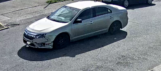 Detroit police are seeking assistance in finding a vehicle of interest in a fatal shooting Sept. 27 on the city's east side.