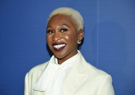 "Cynthia Erivo will play Aretha Franklin in a third installment of the National Geographic anthology series ""Genius."""