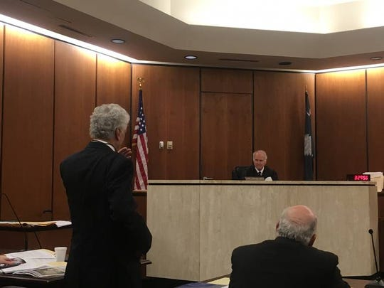 "In levying the harsher punishment recommended by the prosecution, Judge Robert Guess told the court he believed the sentence was best for ""the community and state of South Carolina."""