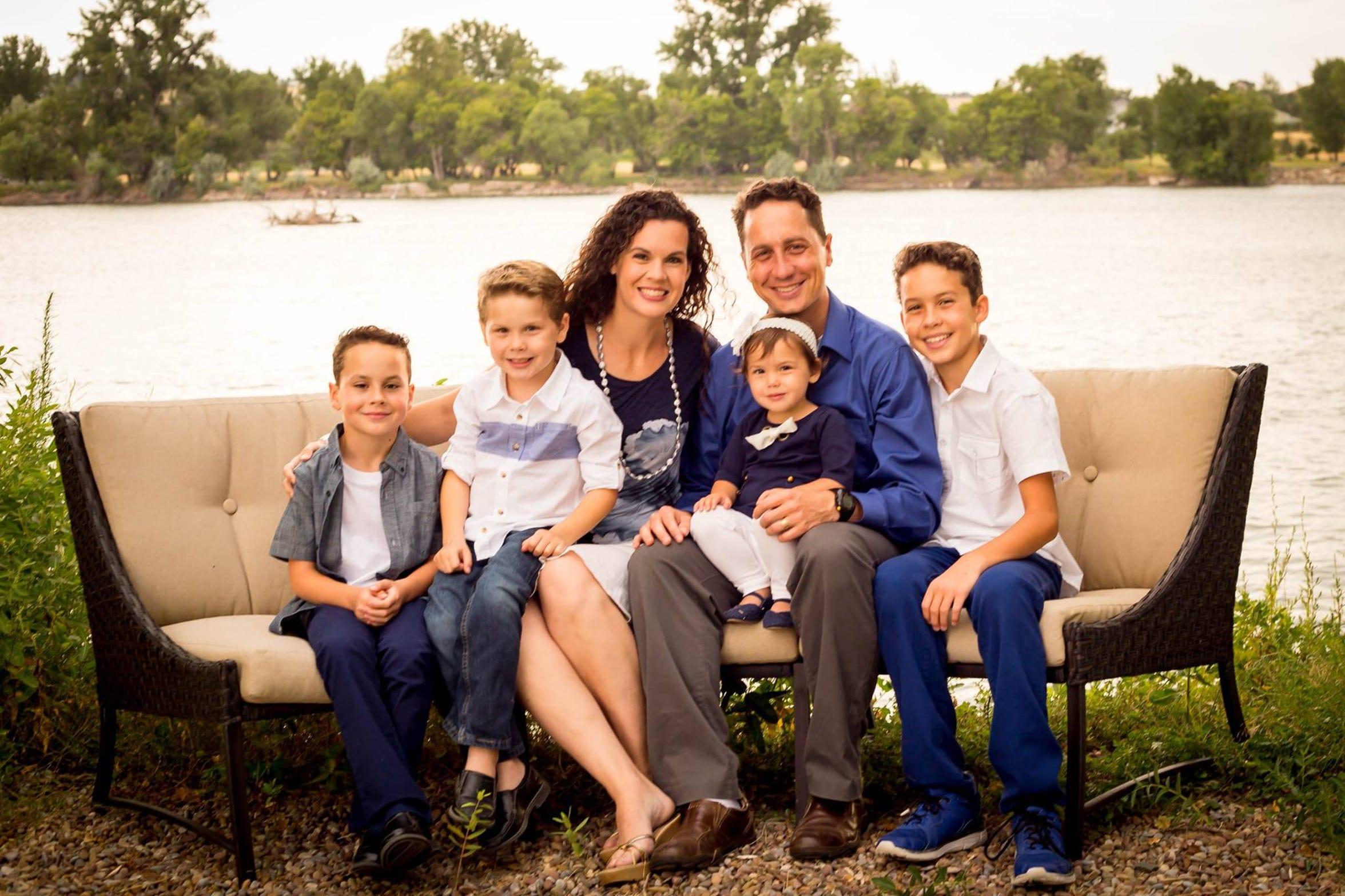 Hodson family photo