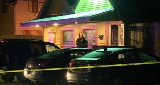 A man was shot to death in Broad Ripple on the north side early Thursday, IMPD said.