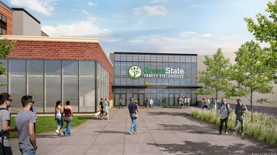 GreenState Credit Union has signed a $1.4 million naming rights deal with ArenaCo. The Xtream Arena's fieldhouse will bear the name GreenState Family Fieldhouse.