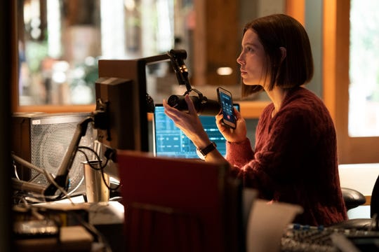 "Jessica Biel stars in ""Limetown"" on Facebook Watch."