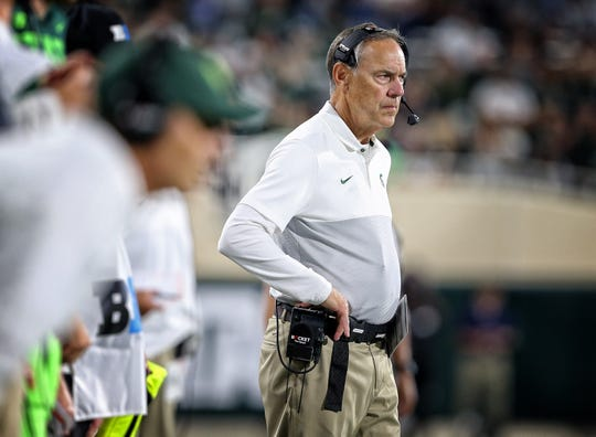 Zanesville native Mark Dantonio, the defensive coordinator on Ohio State's 2002 national championship team, has been a thorn in OSU's side since taking over at Michigan State