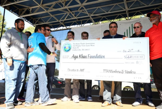 Aga Khan Foundation, Memphis chapter, is hosting its 11th annual walk-run to to benefit global communities in need.