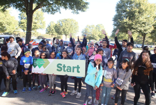 Aga Khan Foundation, Memphis chapter, hosts events and service projects to benefit local, national and international communities.