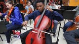 While inequities in music instruction persist throughout the Milwaukee Public Schools system, Ronald Reagan High School thrives.