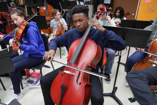Milwaukee Public Schools has been laying the groundwork for a possible referendum that would let it raise additional dollars for its schools. Among the priorities would be addressing the disparities among schools, including those in music and arts instruction.