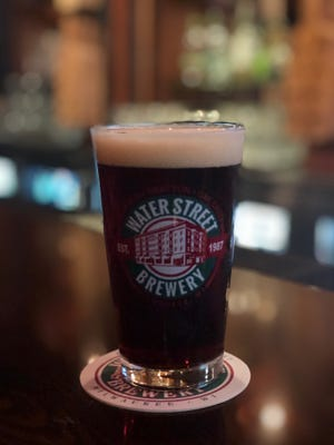 "Water Street Brewery introduces Declaration Porter, a beer styled for the run of ""Hamilton."""